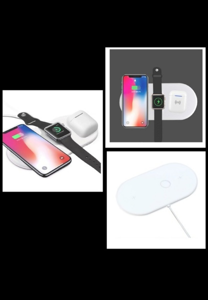 Used 3 in 1 Air power wireless charger in Dubai, UAE