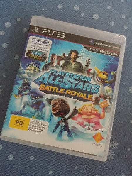 Used PlayStation All stars PS3 in Dubai, UAE