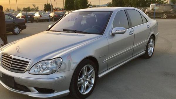 Used 0544822507 Mercedes Benz S350 Full Option Model 2005 GCc Very Clean in Dubai, UAE