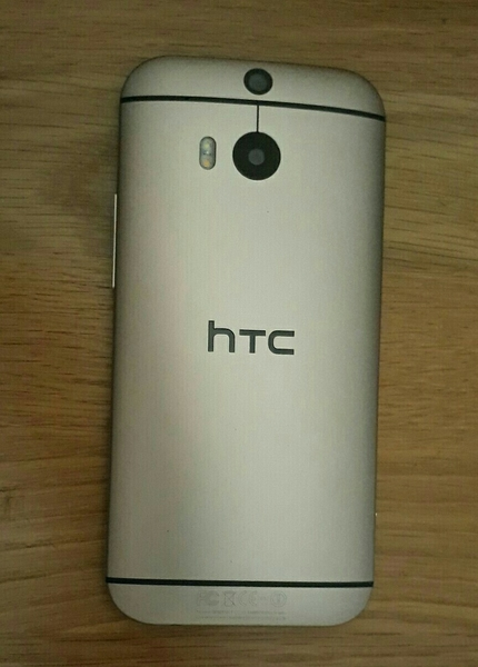 Used Htc One M8 Same As New, 32gb Gold Color, Duo Camera in Dubai, UAE