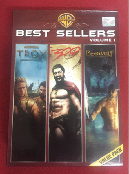 Used CD Movies in Dubai, UAE