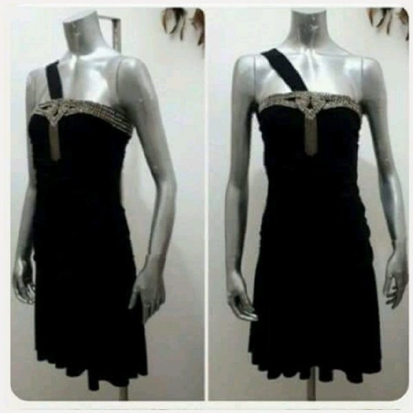 Used Elegant fabulous short dress for LADIES in Dubai, UAE