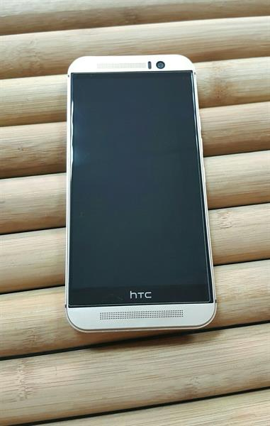 Used HTC ONE M9 32 GB Copper Gold (Android 7.0 Nougat) + Accessories in Dubai, UAE