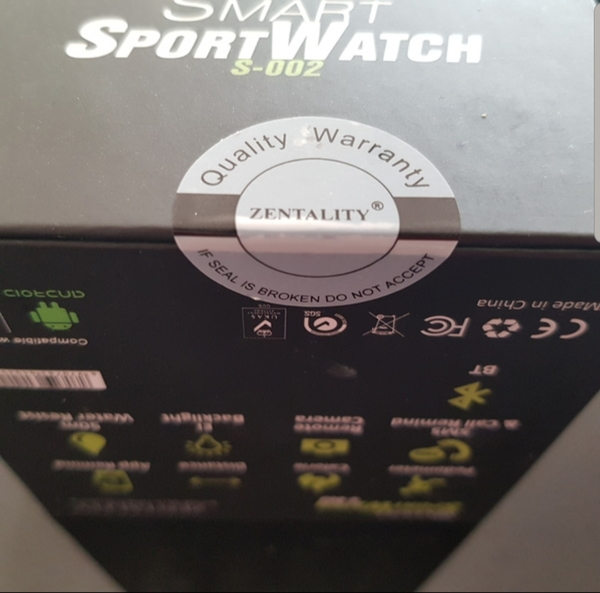 Used New smart watch sealled pack in Dubai, UAE