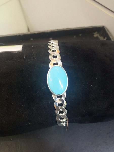 Used SALMAN KHAN BRACELATE IN 925 SILVER in Dubai, UAE