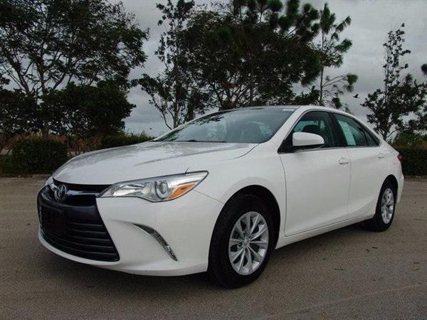 For Sale Used 2015 Toyota Camry LE