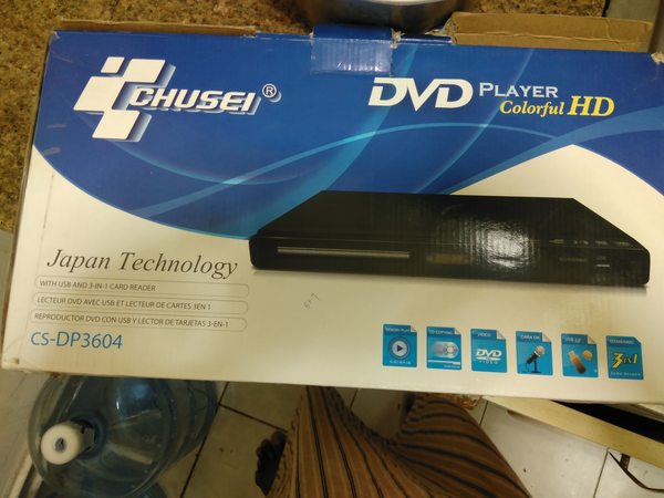 Used 2 dvd players for sale in Dubai, UAE