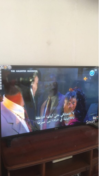 Used Smart TV..ikon brand...6months old..55'' in Dubai, UAE