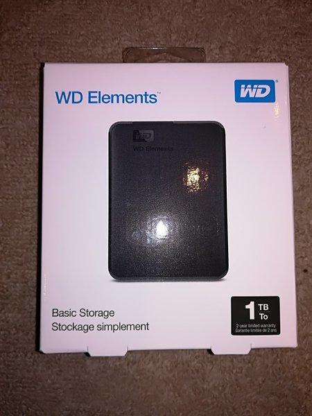 Used WD EXTERNAL 1TB in Dubai, UAE