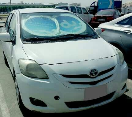 Used Yaris 2008 Model only 136 km done VGC in Dubai, UAE