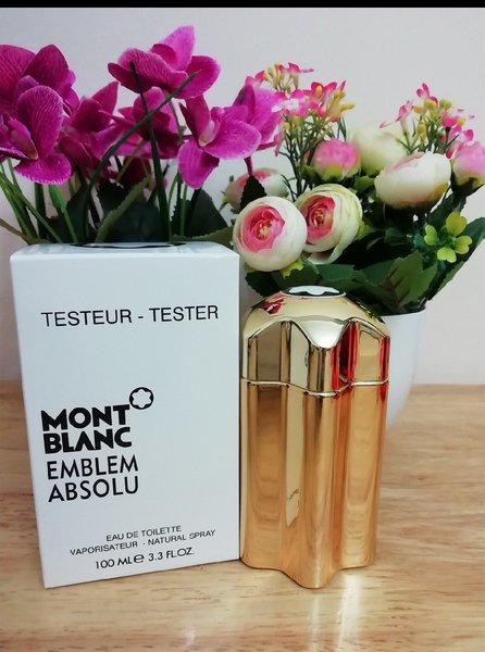Used Mont blanc emblem absolu men in Dubai, UAE