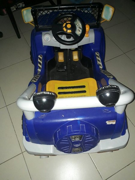 Used Babies car rechargeable in Dubai, UAE