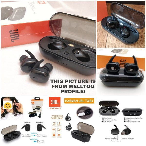Used JBL WIRELESS EARPHONES TOP EID DEAL in Dubai, UAE
