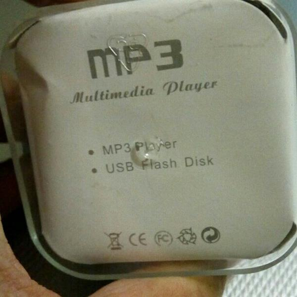 Used Mp3player With LCD Display Box Pack Un Used Piece in Dubai, UAE