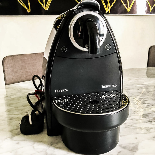 Used Nespresso Essenza Coffee Machine in Dubai, UAE