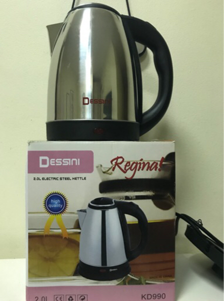 Used Dessini Water Kettle  in Dubai, UAE