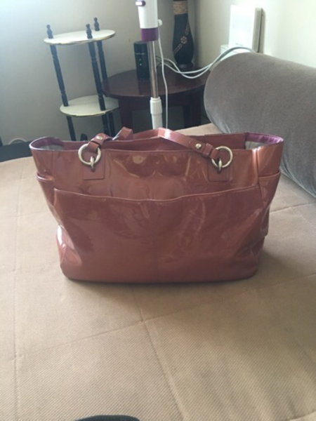Used Coach Authentic Bag - Large in Dubai, UAE