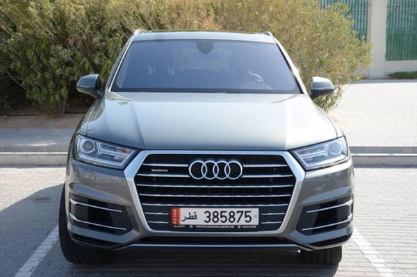 Used Audi Q7 2017 Full Option in Dubai, UAE