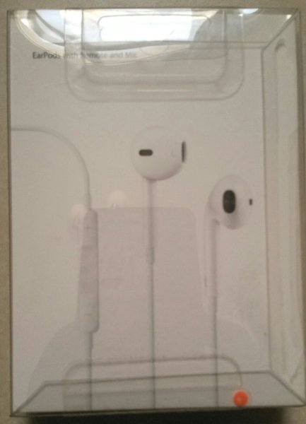 Original Apple Earpods for 5, 5s, 6, 6s