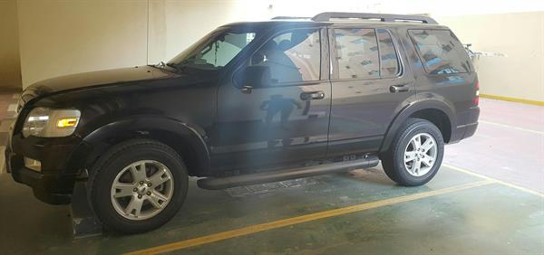 Used Ford Explorer 2010 Model in Dubai, UAE