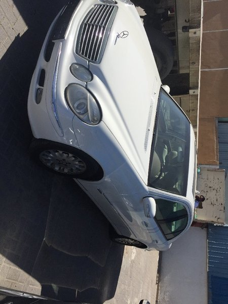 Used Mercedes E 240 in Dubai, UAE