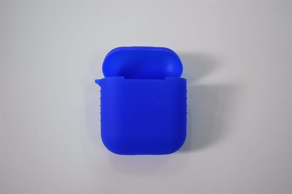 Blue Cover For AirPods