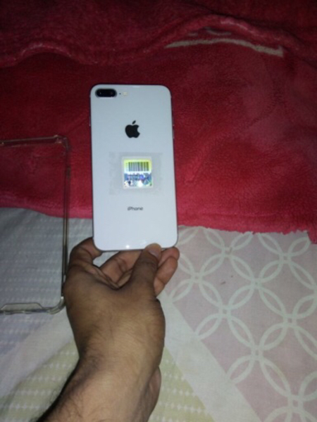 Used iphone 8 plus 256gb just like new  in Dubai, UAE