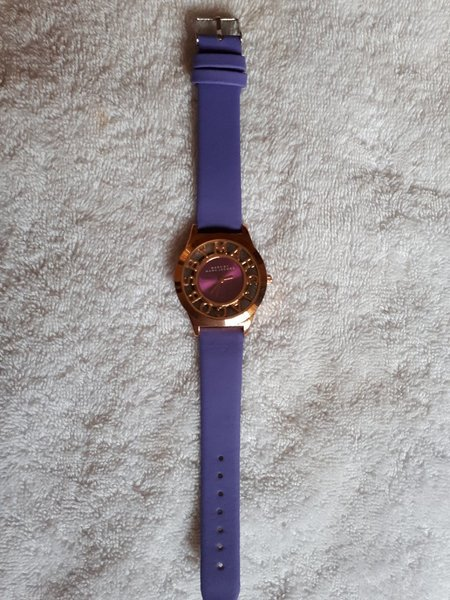 Used Purple watch by Marc Jacobs in Dubai, UAE