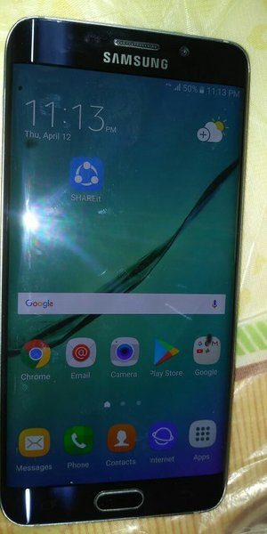 Used Samsung S6 Edge plus 64 GB, 4 GB in Dubai, UAE
