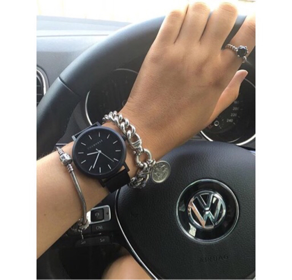 Used The Horse watch in black color brand new in Dubai, UAE