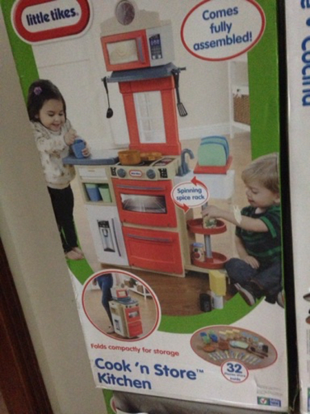 Used Brand new Tikes Kitchen set for kids in Dubai, UAE