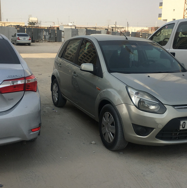 Used Ford Figo 2012 In Very Good Condition in Dubai, UAE