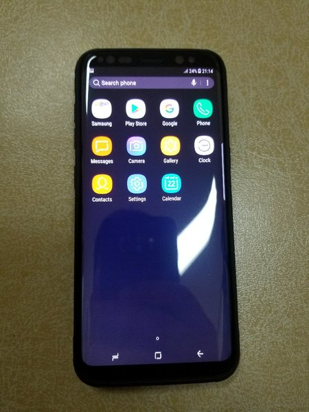 Used Samsung s8 Dual sim in Dubai, UAE