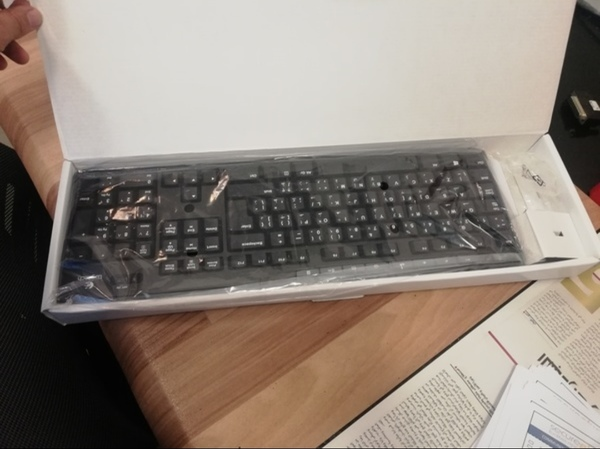 Used Wireless mk270 keyboard in Dubai, UAE