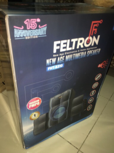 Used Feltron 2.1 SPEAKER SYSTEM in Dubai, UAE