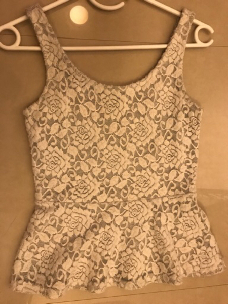 Used 3 Tops - Zara& express in Dubai, UAE