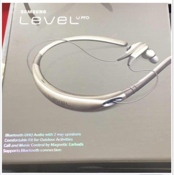 Used Samsung Level U Pro Headphone Gold in Dubai, UAE