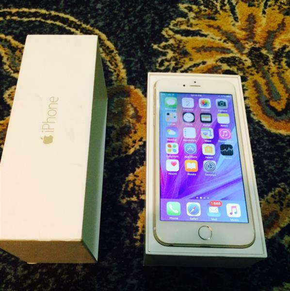 iPhone 6 Plus 16gb Gold Like New