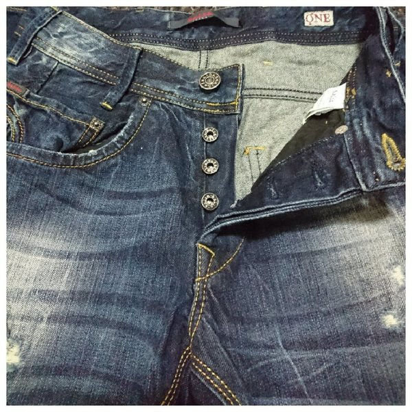 Used Original SALSA jeans for men ❤ size 26 in Dubai, UAE