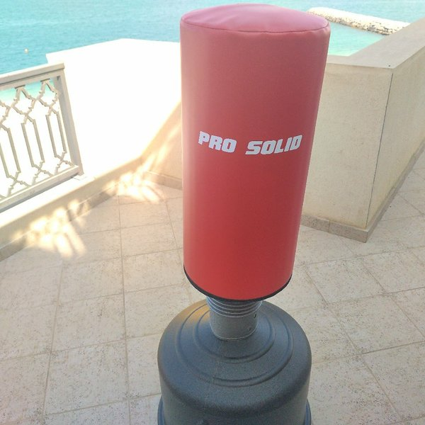 Used Boxing Stand - used - like new in Dubai, UAE