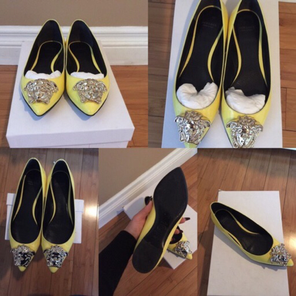 Used Brand new Versace flats in Dubai, UAE