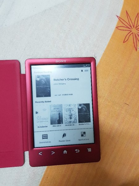 Sony Reader PRS-T3 eBook Reader