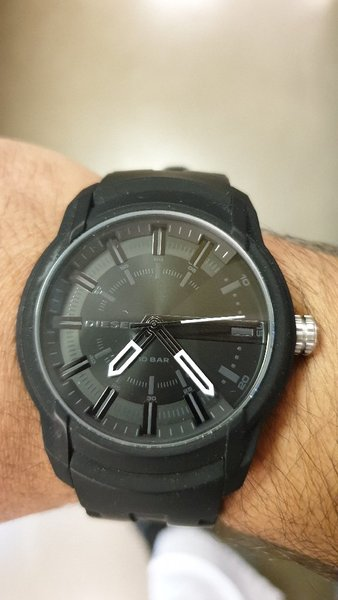 Used Diesel Black Watch in Dubai, UAE