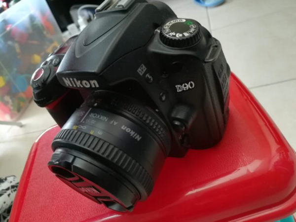 Used Nikon D90 in Dubai, UAE