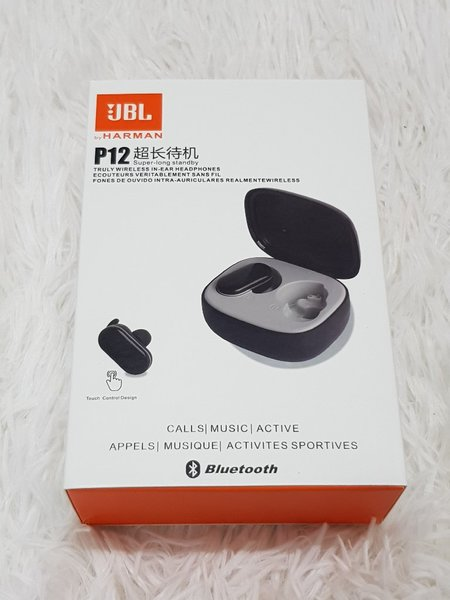 Used P12 Earbuds JBL ♡ in Dubai, UAE