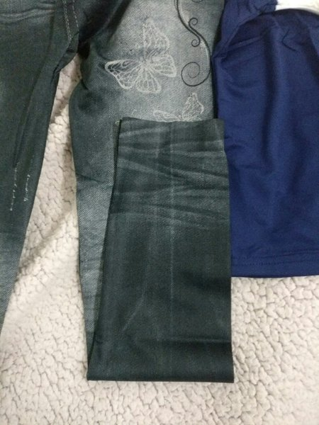 Used JEANS and TOP in Dubai, UAE