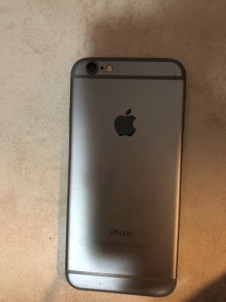 Used Iphone 6 NOT WORKING  in Dubai, UAE