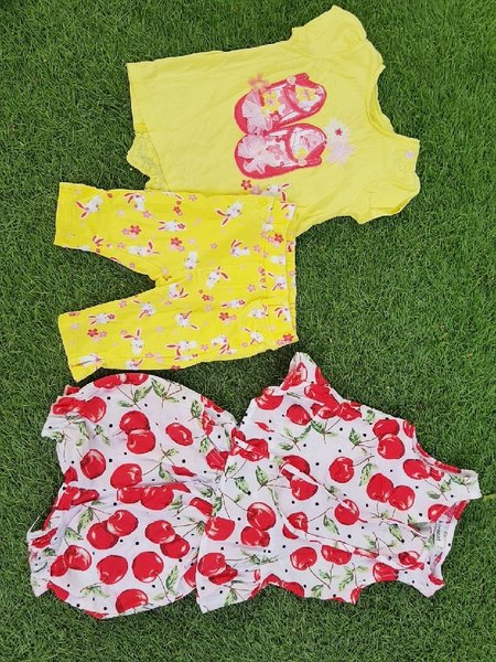 Used Babygirl clothes bundle 3 to 6 months in Dubai, UAE