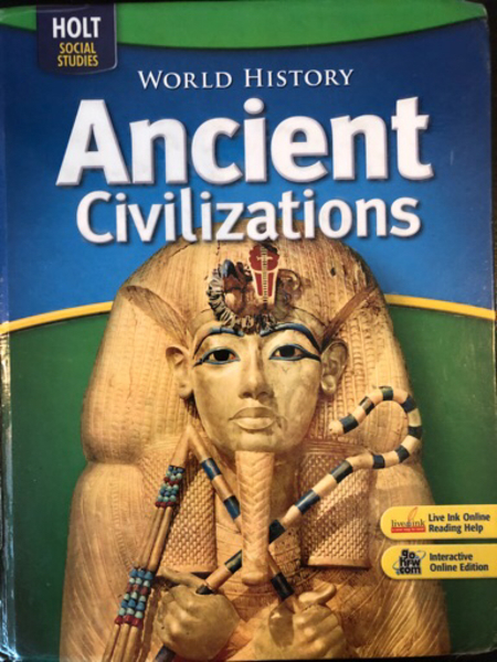 Used Ancient Civilizations World History in Dubai, UAE