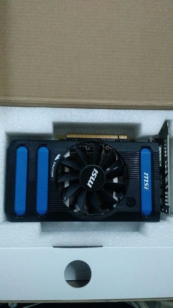 Used Msi radeon hd 7850 in Dubai, UAE